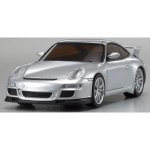 京商  dNaNo FX-101RM ポルシェ 911 GT3(シルバー) コンプリートシャシーセット marusan-hobby