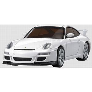 """■京商■dNaNo FX-101RM CCS ポルシェ 911 GT3""""ホワイト""""コンプリートシャシーセット【ラジコン】32402w marusan-hobby"""