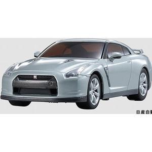 """■京商■dNaNo FX-101MM CCS NISSAN GT-R(R35)""""シルバー""""コンプリートシャシーセット【ラジコン】32404s marusan-hobby"""