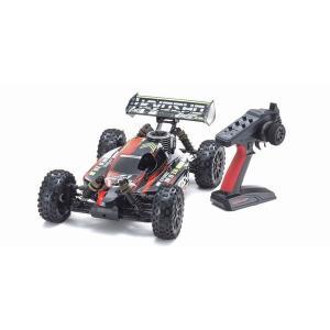 予約受付中!インファーノ NEO 3.0 カラータイプ2 レッド KT-231P+付き 1/8 GP 4WD レディセット 33012T2|marusan-hobby