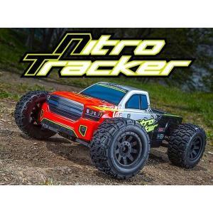 予約受付中!1/10 RC 15エンジン 4WD ニトロトラッカー KT-231P+付 QRC レディセット  京商 33101|marusan-hobby