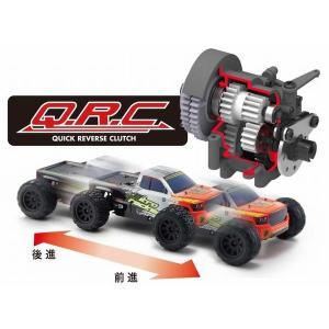 1/10 RC 15エンジン 4WD ニトロトラッカー KT-231P+付 QRC レディセット  京商 33101|marusan-hobby|02