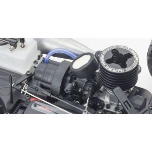 1/10 RC 15エンジン 4WD ニトロトラッカー KT-231P+付 QRC レディセット  京商 33101|marusan-hobby|06