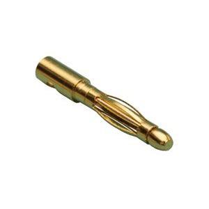 ゴールドコネクター2.0BL オス20個入【OK:33374 R・Cバッテリー/コネクターパーツ】|marusan-hobby