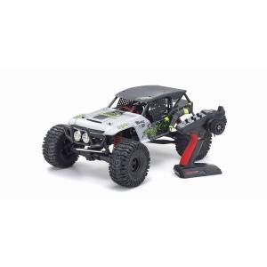 予約受付中!1/8 RC ブラシレスモーター電動 4WDモンスタートラック FO-XX VE 2.0 レディセット KT-231P+付 34255|marusan-hobby