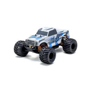 1/10 電動RC 2WD モンスタートラッカー2.0 カラータイプ1 KT-232P付 完成レディ...
