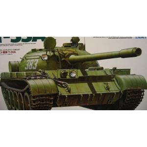 ■タミヤ■1/35ソビエト戦車T-55A 【プラモデル】35257 marusan-hobby