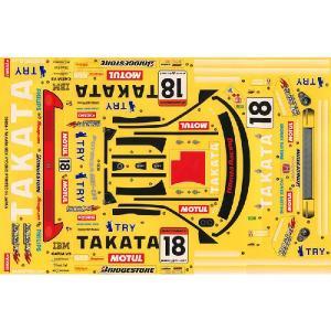 京商 スポンサーデカール (TAKATA童夢NSX)  39268-1|marusan-hobby