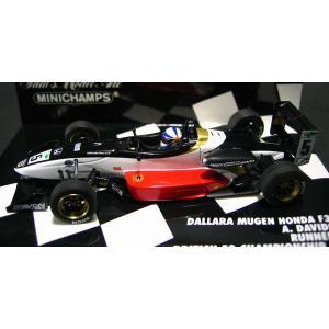 ミニチャンプス1/43 ダラーラ F301 (No.5/英国F3 2001) A.DAVIDSON|marusan-hobby