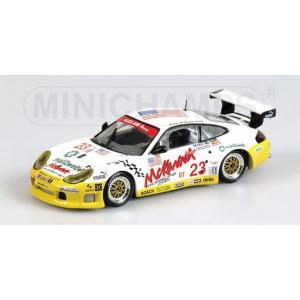 ミニチャンプス1/43 ポルシェ911GT3-RS TEAM JOB RACING '03セブリングウイナー|marusan-hobby