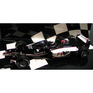 ミニチャンプス1/43 ヨーロピアン ミナルディ F1x2 2006 (2-シーター)ストッタート|marusan-hobby