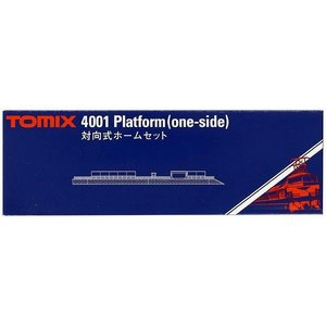 TOMIX Nゲージ 対向式ホームセット 4001 鉄道模型用品|marusan-hobby