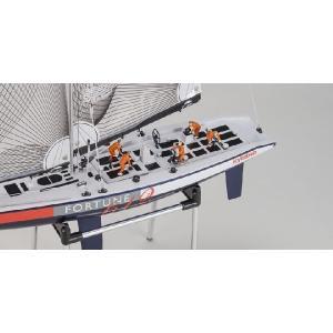 フォーチューン612 IIIレデイセット 2.4GHz仕様 KT431S付【京商:40042S ラジコン完成ヨット】|marusan-hobby