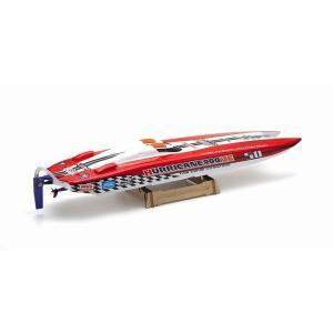 予約受付中!ハリケーン900VE レディセット電動レーシングボート  バッテリー&チャージャー別売  京商  40235S|marusan-hobby|03