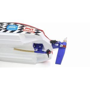 予約受付中!ハリケーン900VE レディセット電動レーシングボート  バッテリー&チャージャー別売  京商  40235S|marusan-hobby|04
