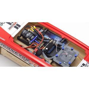 予約受付中!ハリケーン900VE レディセット電動レーシングボート  バッテリー&チャージャー別売  京商  40235S|marusan-hobby|06