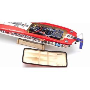 予約受付中!ハリケーン900VE レディセット電動レーシングボート  バッテリー&チャージャー別売  京商  40235S|marusan-hobby|07