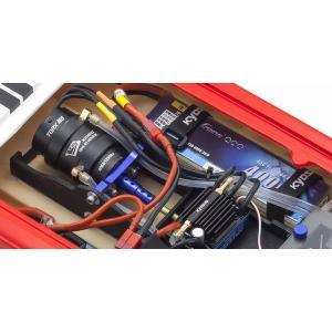 予約受付中!ハリケーン900VE レディセット電動レーシングボート  バッテリー&チャージャー別売  京商  40235S|marusan-hobby|08