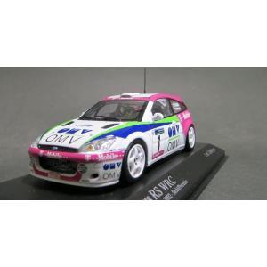 ミニチャンプス1/43 フォードフォーカス WRC