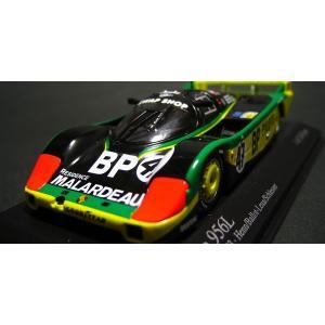 ミニチャンプス1/43 ポルシェ 956L 'BP''83ルマン|marusan-hobby