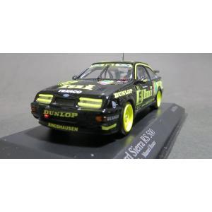 ミニチャンプス1/43 フォード・シエラ RS500 - MANUEL REUTER - TEAM GRAB ´LUI´'88DTM|marusan-hobby