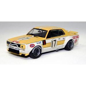 エブロ(ebbro)1/43ニッサン・スカイラインGT-R KPGC10レーシング#17'73|marusan-hobby