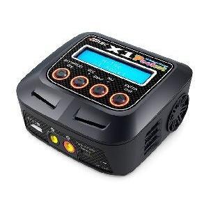ACバランスチャージャー X1 ポケット  ハイテック 44241 多機能充・放電器|marusan-hobby|02