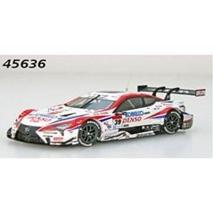 予約受付中!エブロ 45636 1/ 43 SUPER GT GT500 2018  DENSO K...