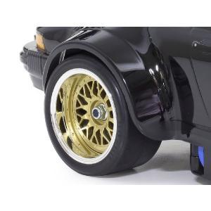 ポルシェ ターボ RSR 934 ブラックエディション (TA02SWシャーシ)  タミヤ 47362  1/10電動ラジコンカー組立キット|marusan-hobby|05
