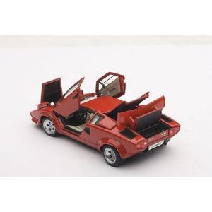 オートアート(AUTOart)1/43 ランボルギーニ カウンタック 5000S (レッド)