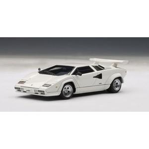 オートアート(AUTOart)1/43 ランボルギーニ カウンタック 5000S (ホワイト)