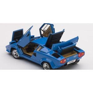 オートアート(AUTOart)1/43 ランボルギーニ カウンタック 5000S (ブルー) marusan-hobby