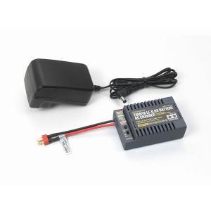 タミヤ リフェLF-6.6V バッテリー AC充電器  55106 【ラジコン用リフェバッテリー専用充電器】|marusan-hobby