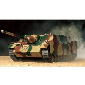 ■メーカー名:タミヤ ■1/16電動組立ラジコン戦車4chプロポ付セット ■全長=532mm 写真は...