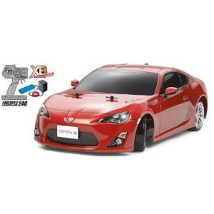XB トヨタ86 (TT-01Dシャーシ TYPE-E)ドリフトスペック タミヤ 57851 1/10電動ラジコンカーセット|marusan-hobby