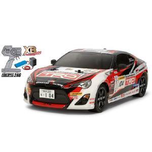 XB GAZOO Racing TRD 86(TT-02シャーシ)(TT-02)  タミヤ  57860 1/10 完成セット marusan-hobby