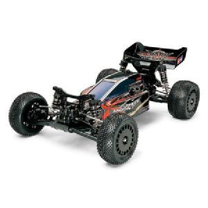 ダークインパクト 1/10電動4WD ラジコンカー組立キット  タミヤ 58370