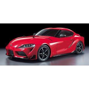 ■メーカー:田宮模型 ■1/10電動組立キット  日本での実車発売が正式発表されたトヨタGRスープラ...