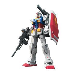 バンダイ HG 機動戦士ガンダム THE ORIGIN RX-78-02 ガンダム 1/144スケー...