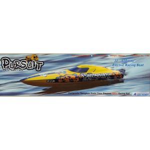パースート ABC:59890 完成RC電動ボートキット...
