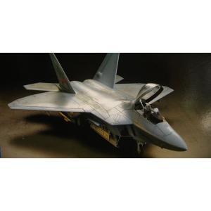 タミヤ1/72 F-22ラプター|marusan-hobby