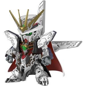 バンダイ  SDW HEROES アルセーヌガンダムX 色分け済みプラモデル