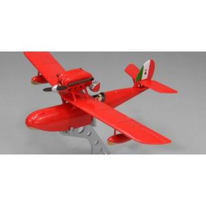 ファインモールド1/72 紅の豚 サボイアS.21試作戦闘飛行艇  (塗装済完成品)|marusan-hobby