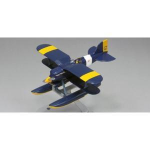 ファインモールド1/72 紅の豚 カーチスR3C-0非公然水上戦闘機  (塗装済完成品)|marusan-hobby