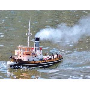 ■メーカー名:パナルト(イタリヤ ) このラジオ制御模型は、イタリアン蒸気タグ・ボートの複製です。 ...