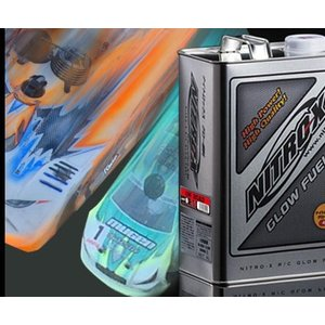 NITRO-Xオンロード  20% (4L) 【OS R/Cカー用燃料】79732410