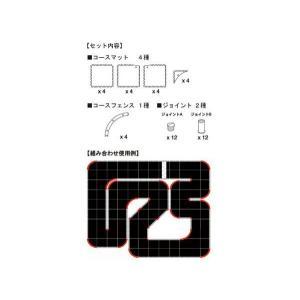 予約受付中!ミニッツグランプリサーキット50 ラージコーナー拡張セット(16pc) 京商 87051...