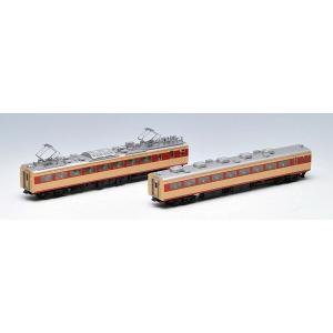 TOMIX トミックス 国鉄 485系特急電車(AU13搭載車)増結セット(M) Nゲージ  924...