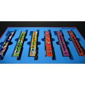 ■マイクロエース■781系さよなら『ドラえもん海底列車』6両セット【鉄道模型Nゲージ】|marusan-hobby
