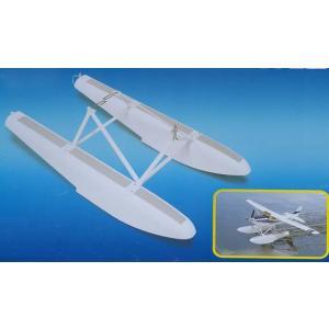 フロート キット   【京商:A6527-28  RC飛行機用500クラス フロート】|marusan-hobby